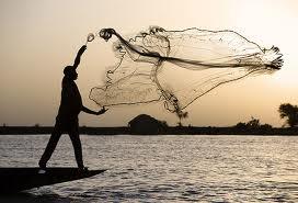 Fishermen - Net